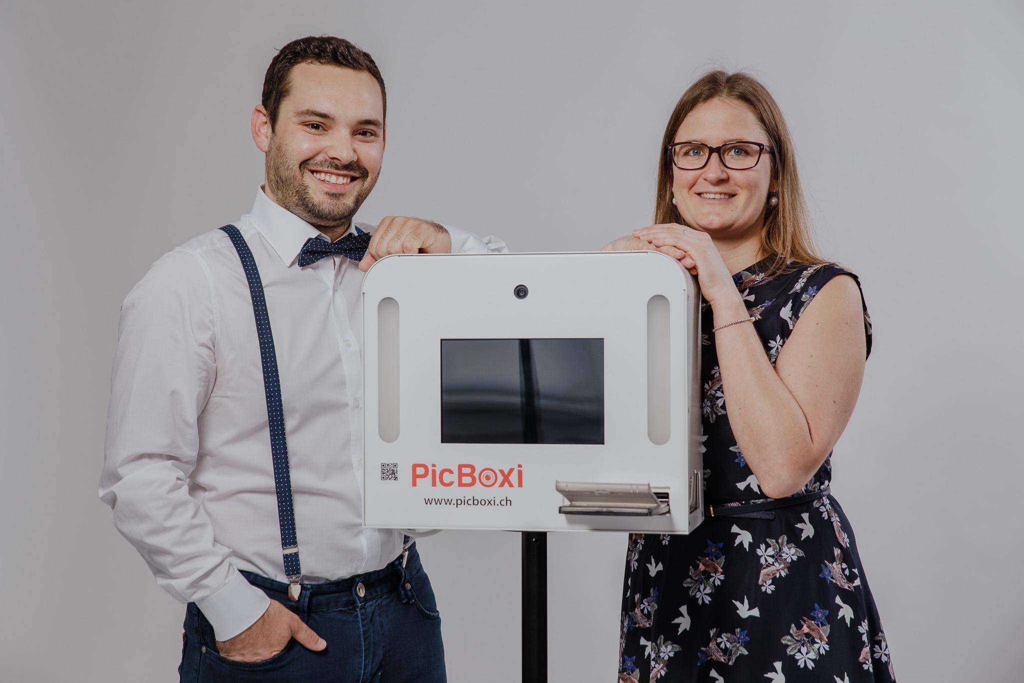 PICBOXI - Die Versand-Fotobox